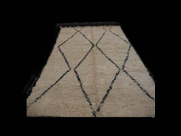 Carpet Beni Ouarain 240 x 160 cm