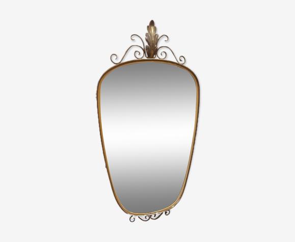 Miroir asymétrique 37x72cm