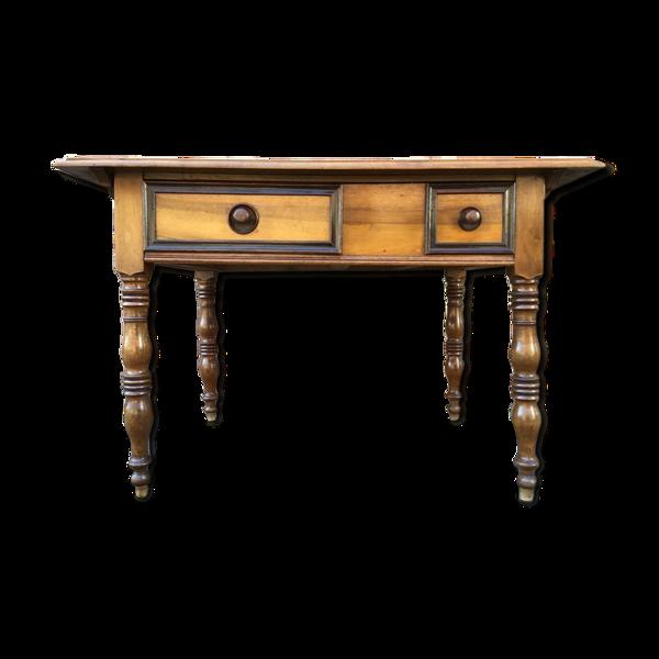 Table de cuisine table de ferme vintage 1920