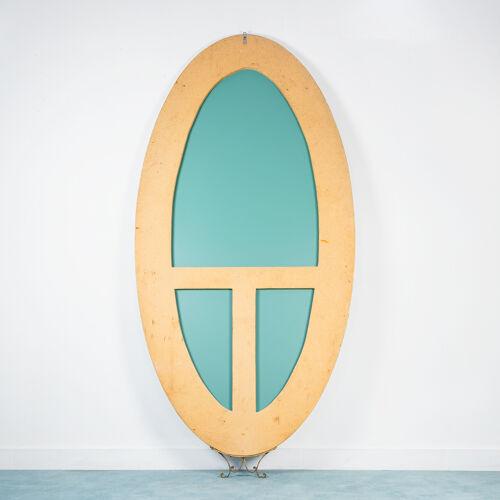 Miroir design des années 50