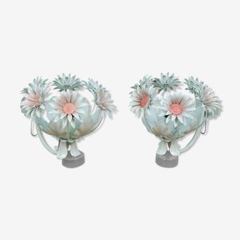 """Appliques """"bouquet de fleurs"""""""