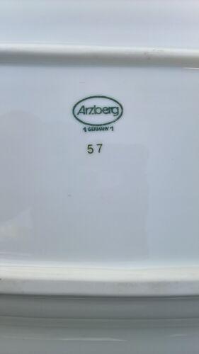 Plat de service en porcelaine allemande Arzberg