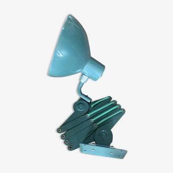 Lampe d'atelier escamotable