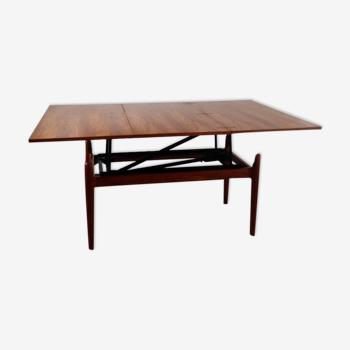 Table basse scandinave modulable Smorrebrod