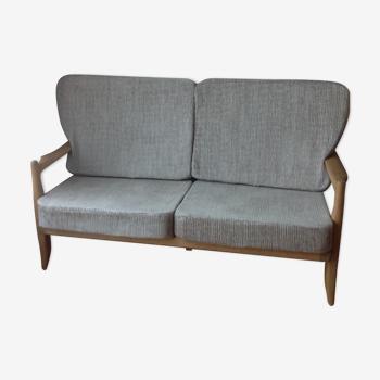 Canapé modèle josé de Guillerme et Chambron