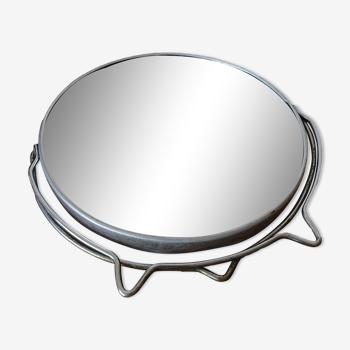 Miroir de barbier à poser