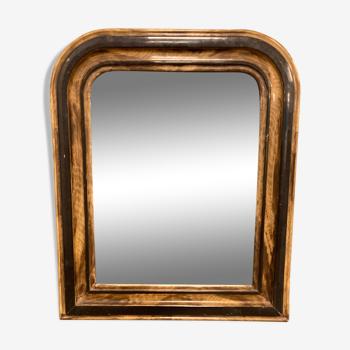 Miroir ancien 44x54cm