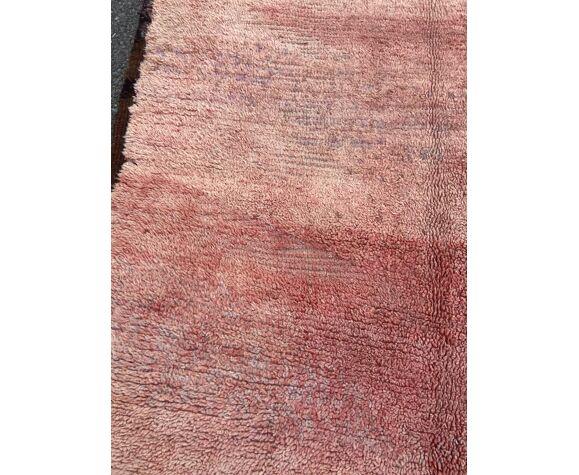 Tapis berbere boujaad vintage 140x255 cm