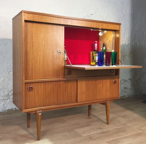 Meuble bar de type scandinave