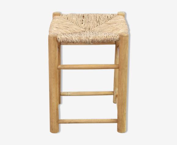 Table de chevet vintage shaker stool