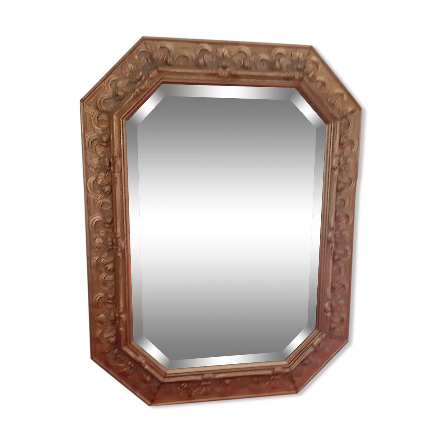 Miroir octogonal 45x88cm