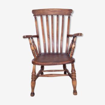 Chaise victorienne 19ème siècle