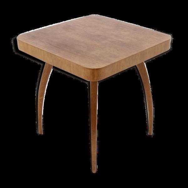 Table basse H259 SPider Art Déco par Jind?ich Halabala pour ?eský Nábytek 1956