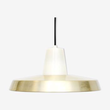 Suspension dorée danoise, conçue par M. Voltelen 60'S