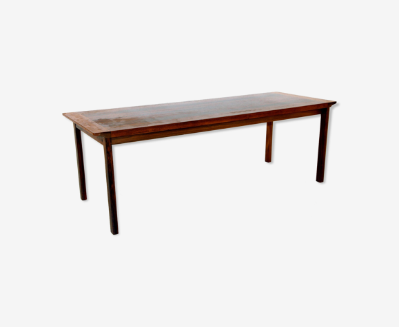 Rosewood coffee table, Hans Olsen , Denmark, 1960
