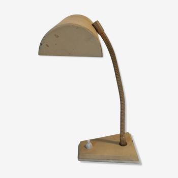 Lampe articulée de bureau ou chevet 1950/1960 vintage
