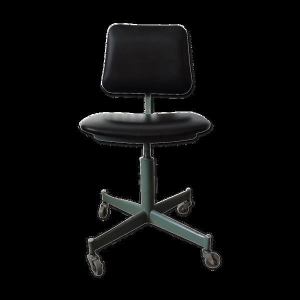 Selency Chaise de bureau Lusodex1970s