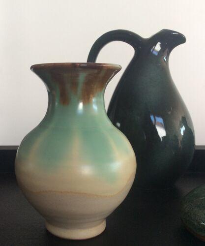 Série 4 vases vintage années 60-70