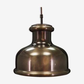 Holmegaard chandelier vintage design danois