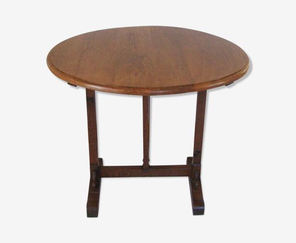 Table vigneronne en chêne