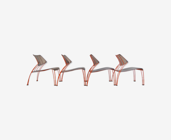 Hasslo chairs by Monika Mulder for Ikea, 1990