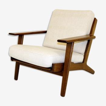 GE-290 oak chair, Hans J.Wegner, Getama, 1960