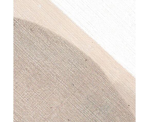 Peinture sur papier datée et signée Eawy M278