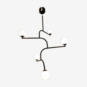Pholc Mobile Black hanging