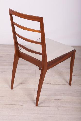 Lot de 4 chaises McIntosh, années 1960