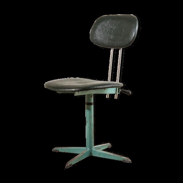 Chaise de bureau des années 1970