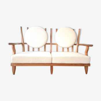 Grand Repos sofa by Guillerme and Chambron