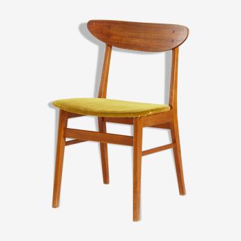 Chaise à manger en teck Farstrup