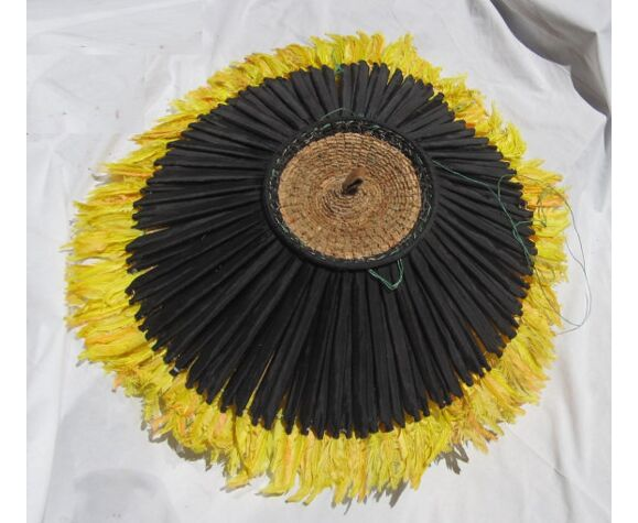 Juju Hat jaune 77 cm