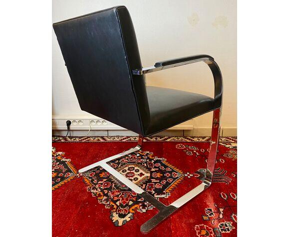 Paire de fauteuils Brno de Mies Van Der Rohe pour Knoll