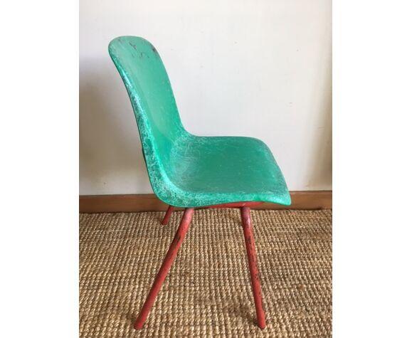 Vintage kindergarten chair