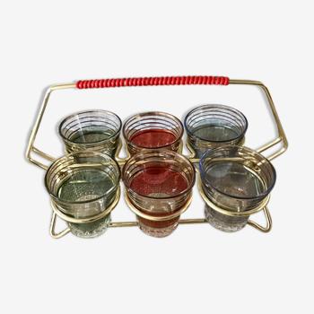 Set de verres à liqueur