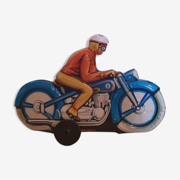 1960s West Germany tin bike