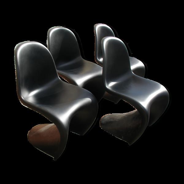 Selency 4 chaises s