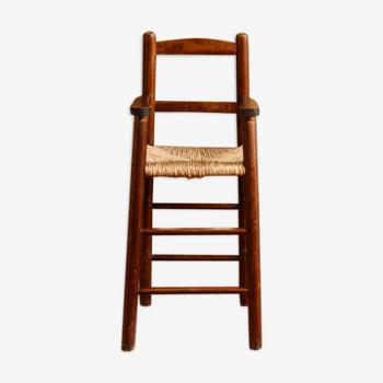 High chair for children