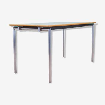 Table laminée, fabriquée en 2000, design danois, fabriqué par Randers Møbelfabrik