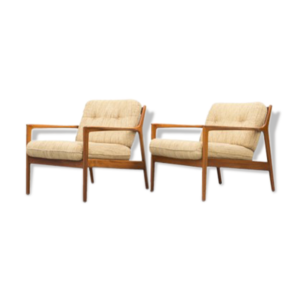 Selency Paire de fauteuils US-175