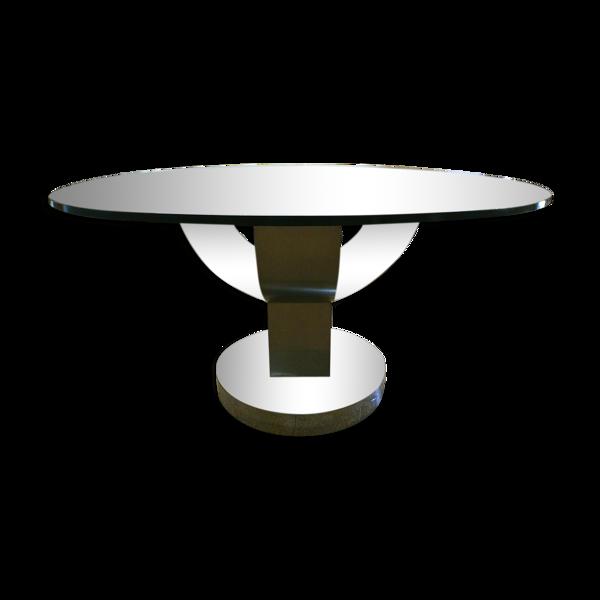 Selency Table cactus, design italien 1970