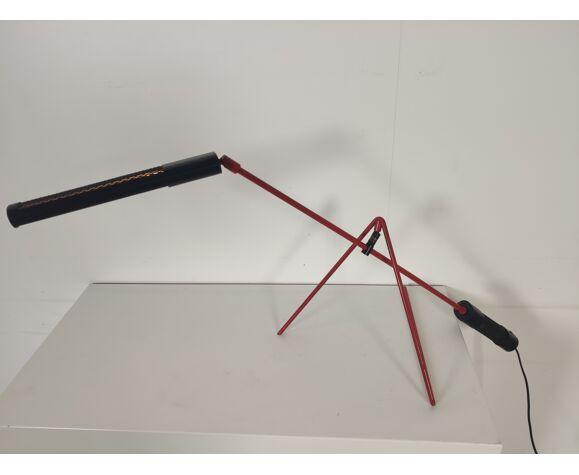 Lampe de bureau design à balancier années 70/80