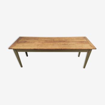 Table de ferme 210cm
