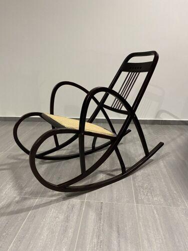 Rocking-chair n° 511 par Marcel Kammerer pour Thonet