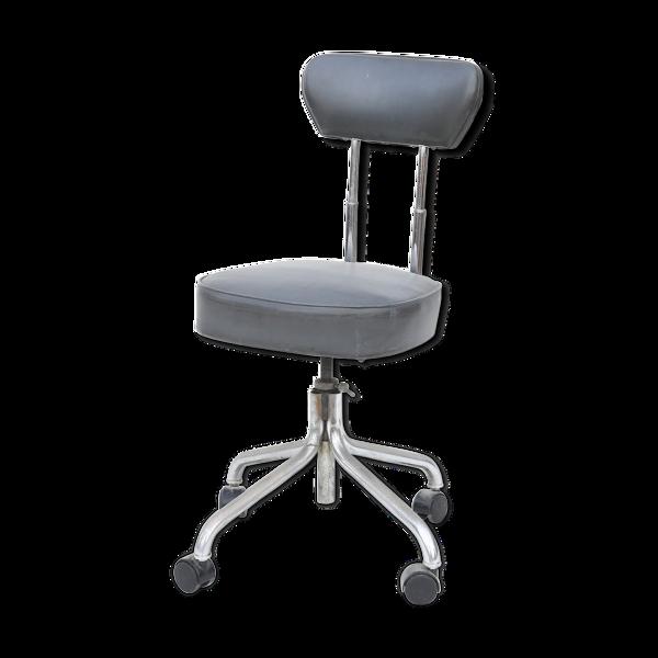 Chaise de bureau Ronéo années 50