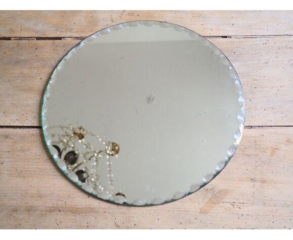 Miroir biseauté 35cm