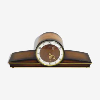 Horloge FFR en bois