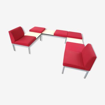 Salon modulaire