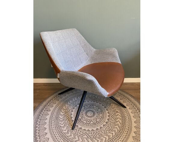 Fauteuil Grey Relax